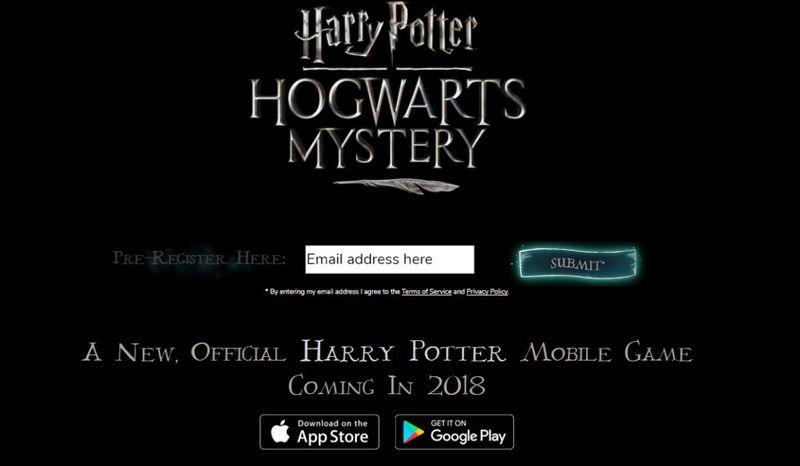 Harry Potter: Hogwarts Mystery: новая игра о Гарри Поттере выйдет в 2018