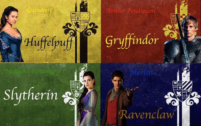 Hogwarts Founders Movie