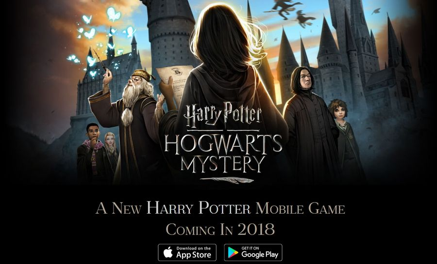 Дата выхода Harry Potter: Hogwarts Mystery