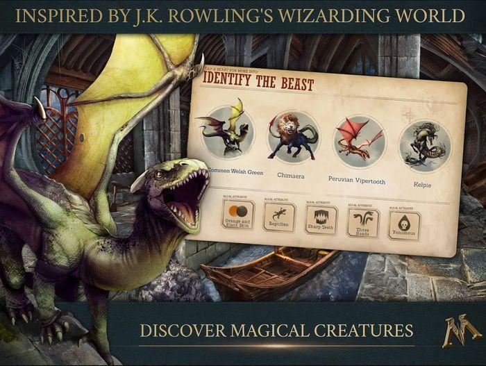 Бета Harry Potter: Wizards Unite