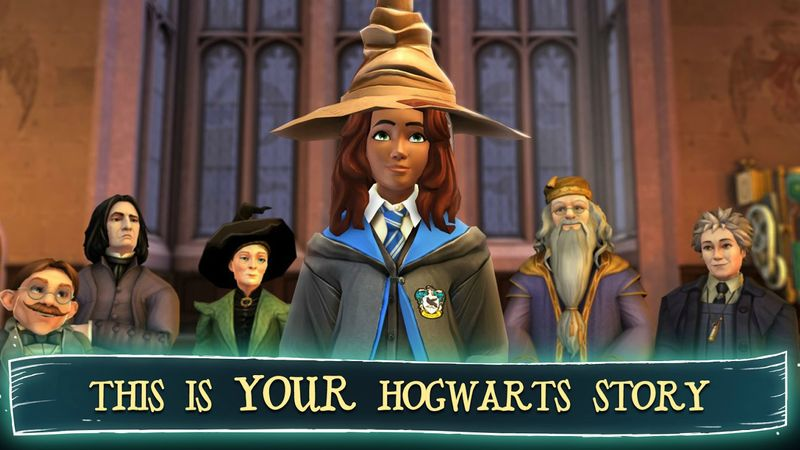 Скачать Harry Potter: Hogwarts Mystery на Android