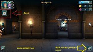 Полный гайд по Harry Potter: Hogwarts Mystery