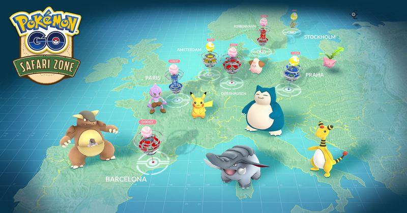 Wizards Unite: какие функции придут в игру из Pokemon GO и Ingress