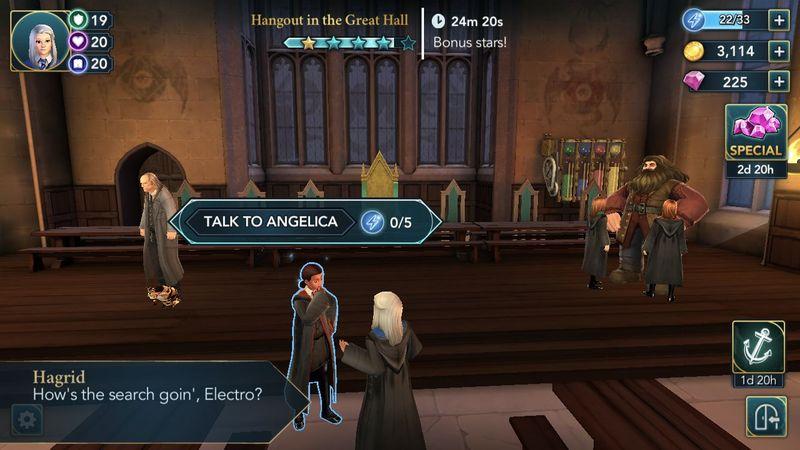 Полный гайд по энергии Harry Potter: Hogwarts Mystery