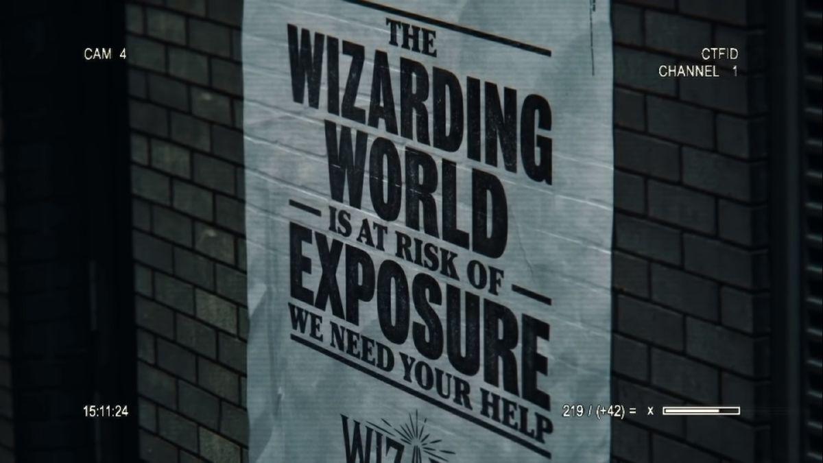 Harry Potter: Wizards Unite - первый трейлер игры и его анализ