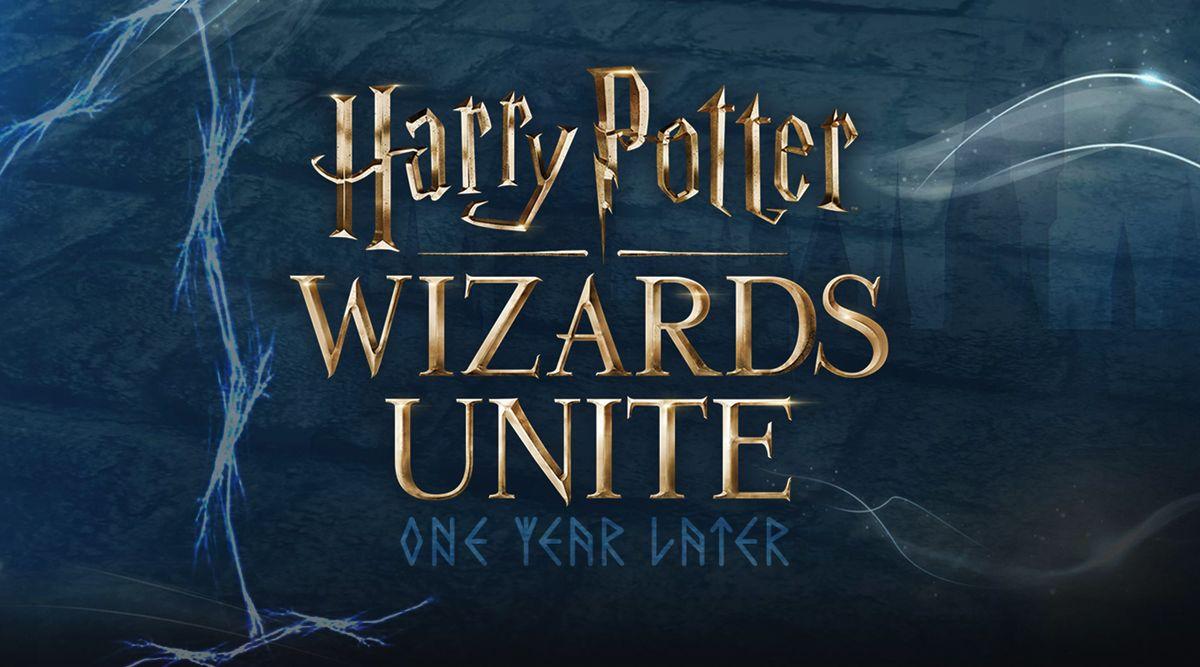 Harry Potter: Wizards Unite - год после релиза