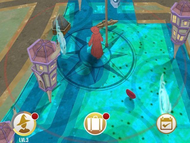 Крепости (Fortresses) в Wizards Unite