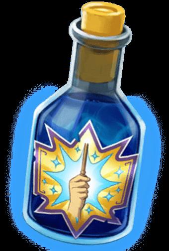 Ингредиент Шерсть единорога (Unicorn hair) в Wizards Unite