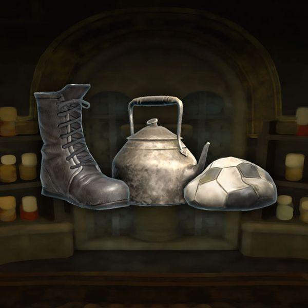 Чемоданы и порталы (Portmanteaus и Portkeys) в Wizards Unite
