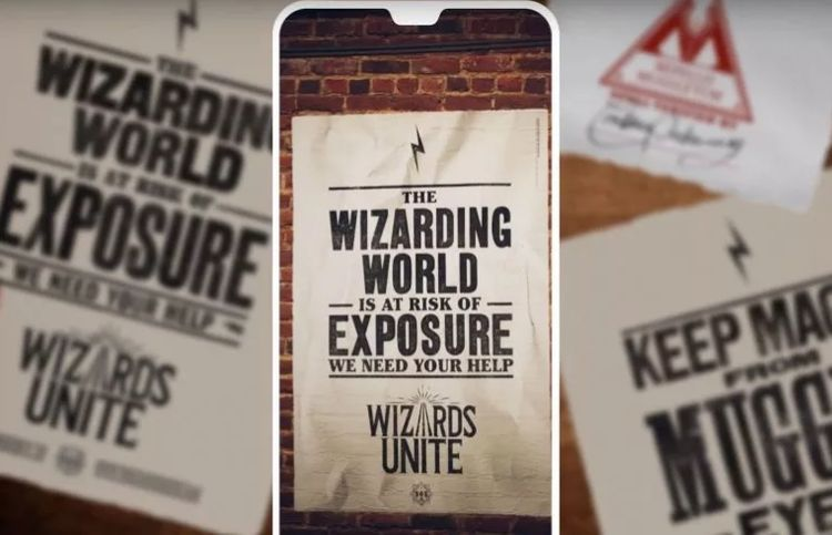 Wizards Unite 0.8.1 и новый трейлер игры
