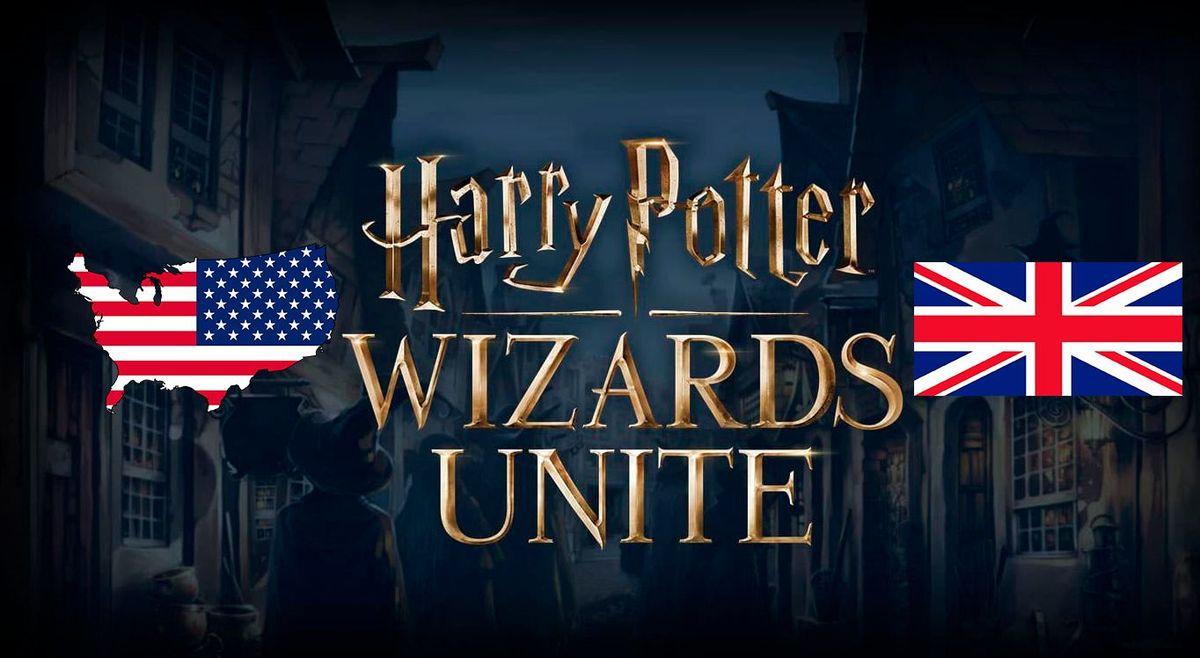 Wizards Unite вышла в США и Великобритании (бета кончилась)!