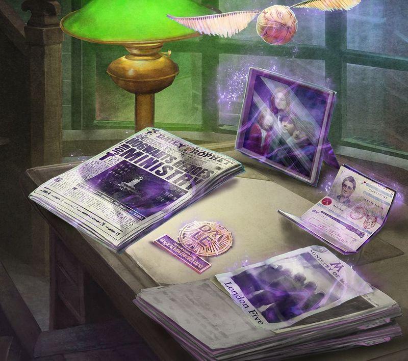 Бриллиантовый ивент «Potter's Calamity» — гайд по 2 части