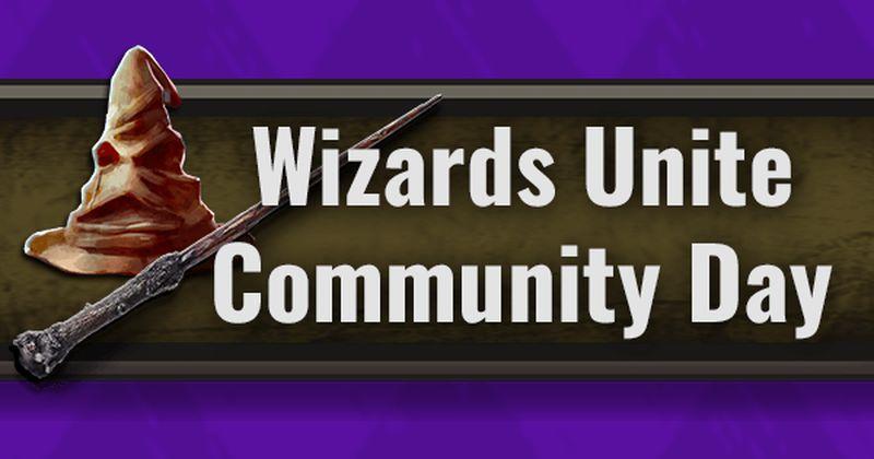 День Сообщества в Wizards Unite (Community Day) в сентябре