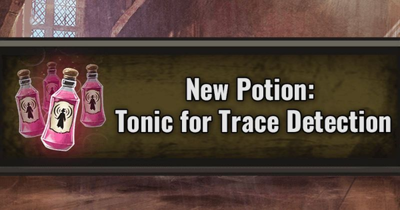 Новое зелье в Wizards Unite (и другие обновления)!